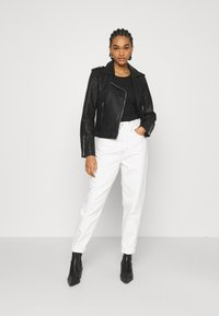 Levi's® - HIGH LOOSE TAPER - Jeans relaxed fit - morning shift - 1
