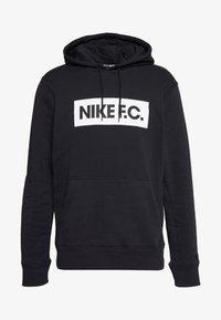 Nike Performance - FC HOODIE - Felpa con cappuccio - black - 4