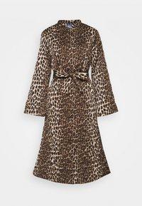 Cras - OLLIE - Classic coat - brown - 5