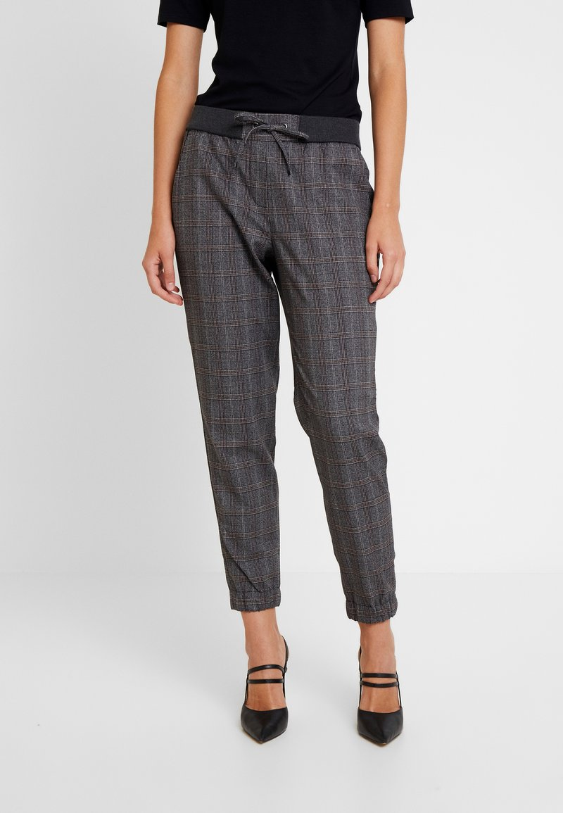 Esprit - JOGGER - Trousers - dark grey