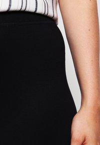 Zizzi - Leggings - Trousers - black - 6