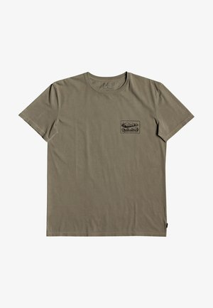 OLD HABIT  - Print T-shirt - kalamata