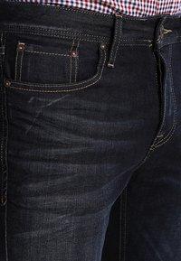 Jack & Jones - JJCLARK - Jeans straight leg - blue denim - 3