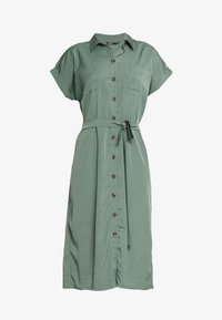 ONLY - ONLHANNOVER SHIRT DRESS - Shirt dress - laurel wreath - 3