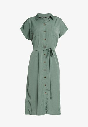 ONLHANNOVER SHIRT DRESS - Shirt dress - laurel wreath