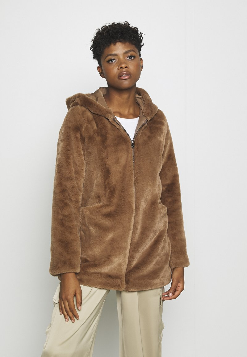 ONLY - ONLMALOU - Classic coat - toasted coconut