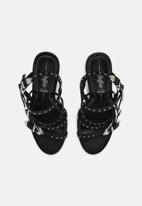 Buffalo - VEGAN REIGN - Sandals - black - 5