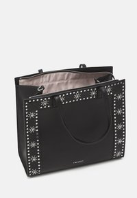 TWINSET - FLOWER STUDS BAGS - Shopping bag - nero - 2