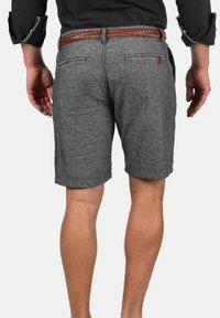 INDICODE JEANS - LEDIAN - Shorts - black - 1