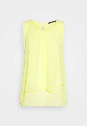 Blůza - lime yellow