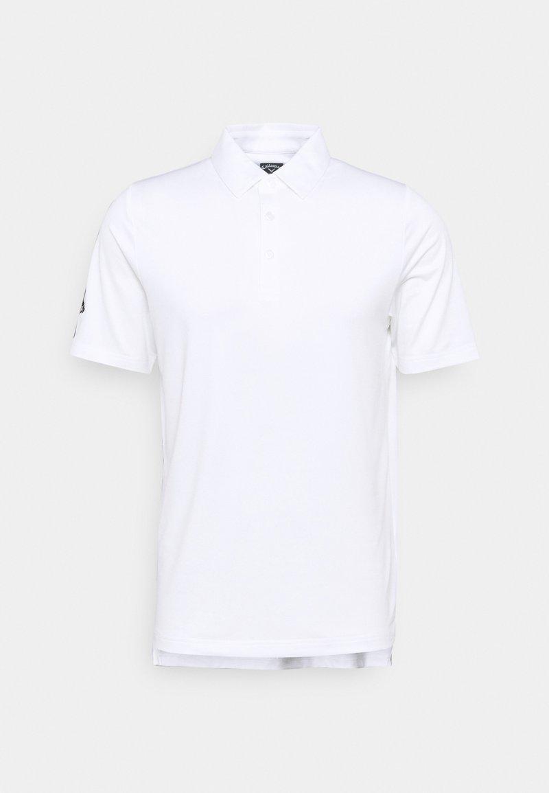 Callaway - SWINGTECH SOLID - Funkční triko - bright white