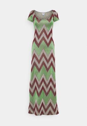 ABITO LUNGO - Vestido de punto - multi-coloured