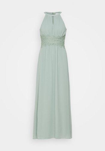 VIMILINA HALTERNECK DRESS