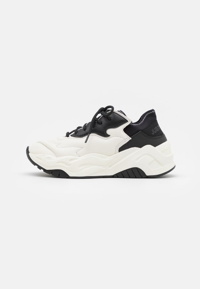 P1THON AIR - Sneakers laag - optical white