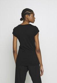 G-Star - CORE EYBEN SLIM - T-shirts - black - 2