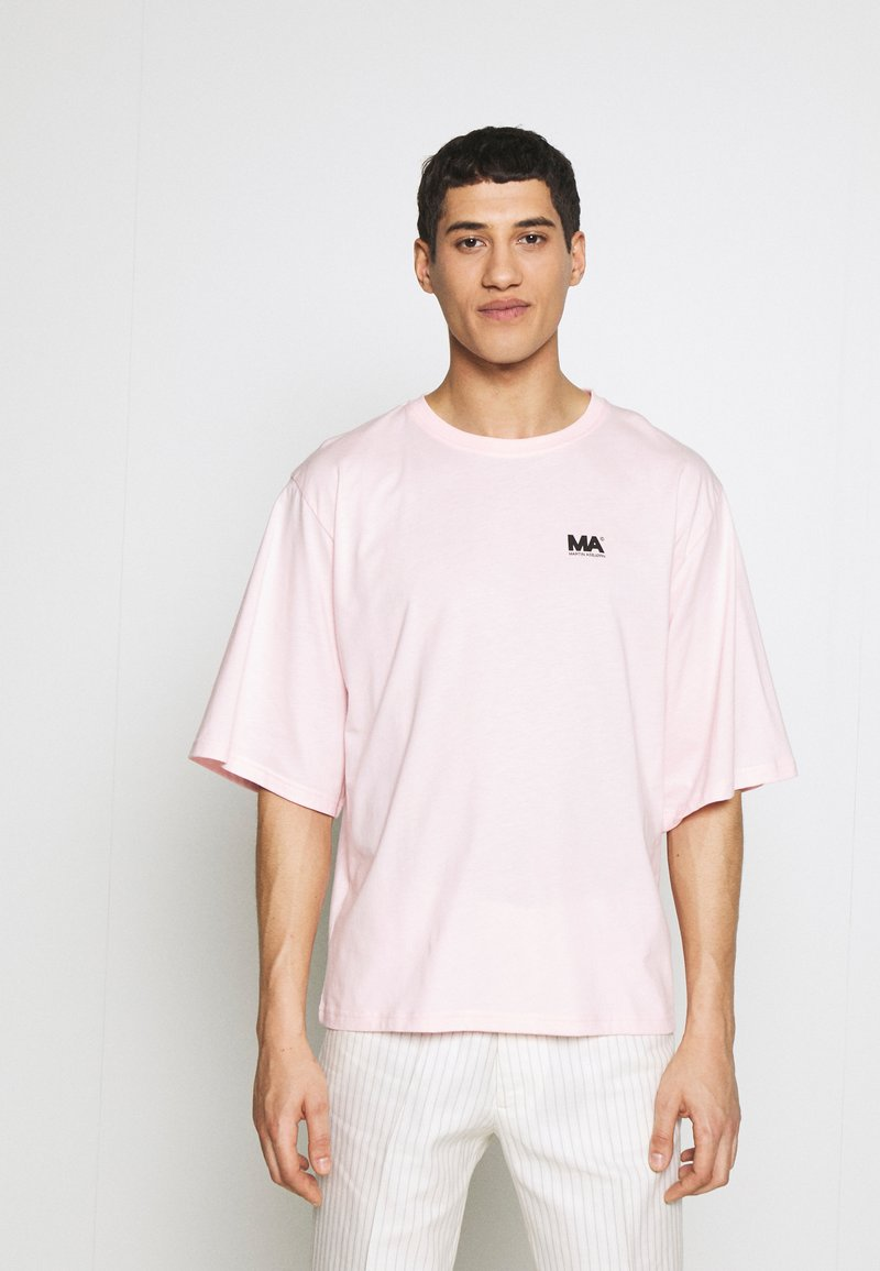 Martin Asbjørn - TEE - T-shirts - pink