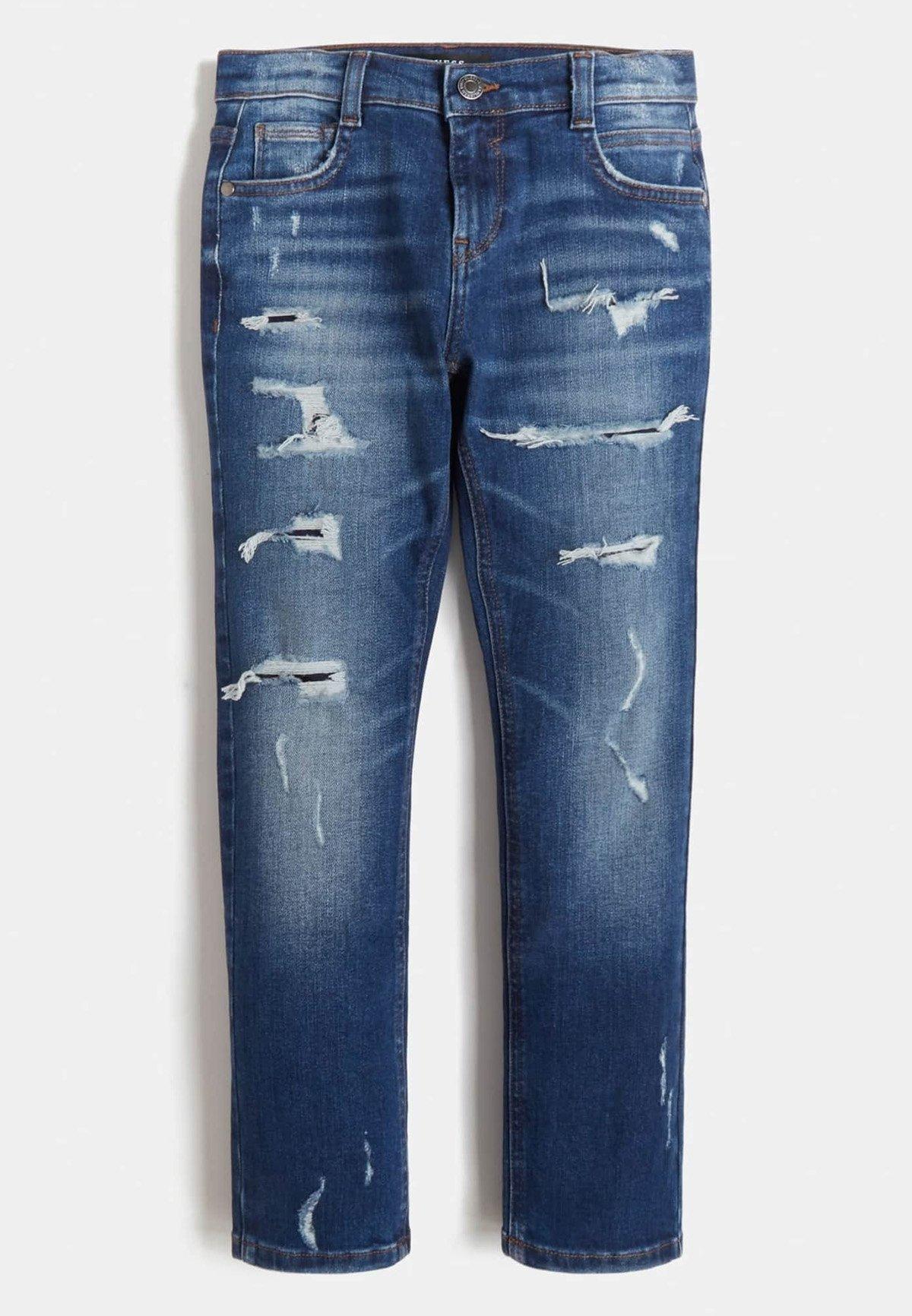 Bambini JEANS ABSCHÜRFUNGEN SLIM FIT - Jeans slim fit