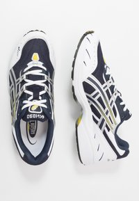 ASICS SportStyle - GEL-1090 UNISEX - Trainers - midnight/pure silver - 1