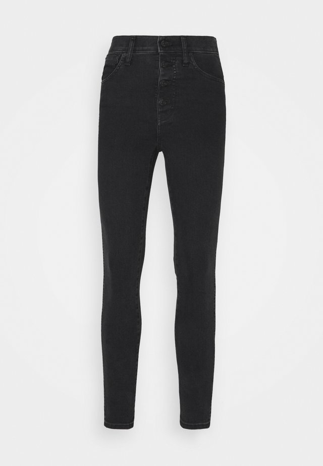 SKINNY - Jeans Skinny Fit - robert wash