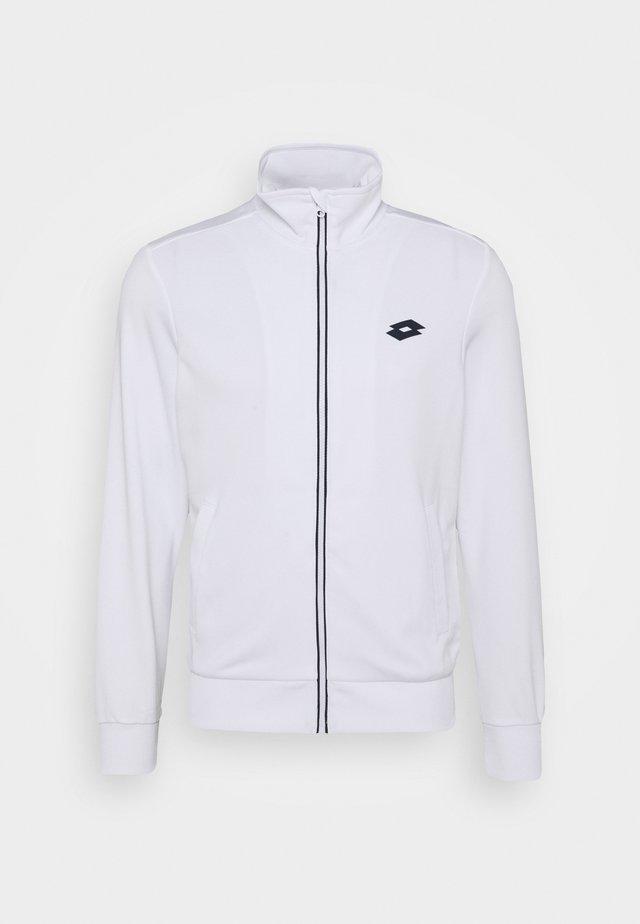 SQUADRA - Veste de survêtement - brilliant white
