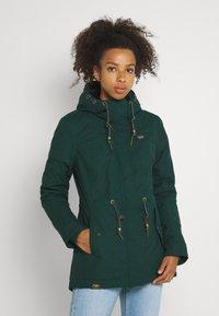 Ragwear - MONADIS - Winter coat - dark green - 0