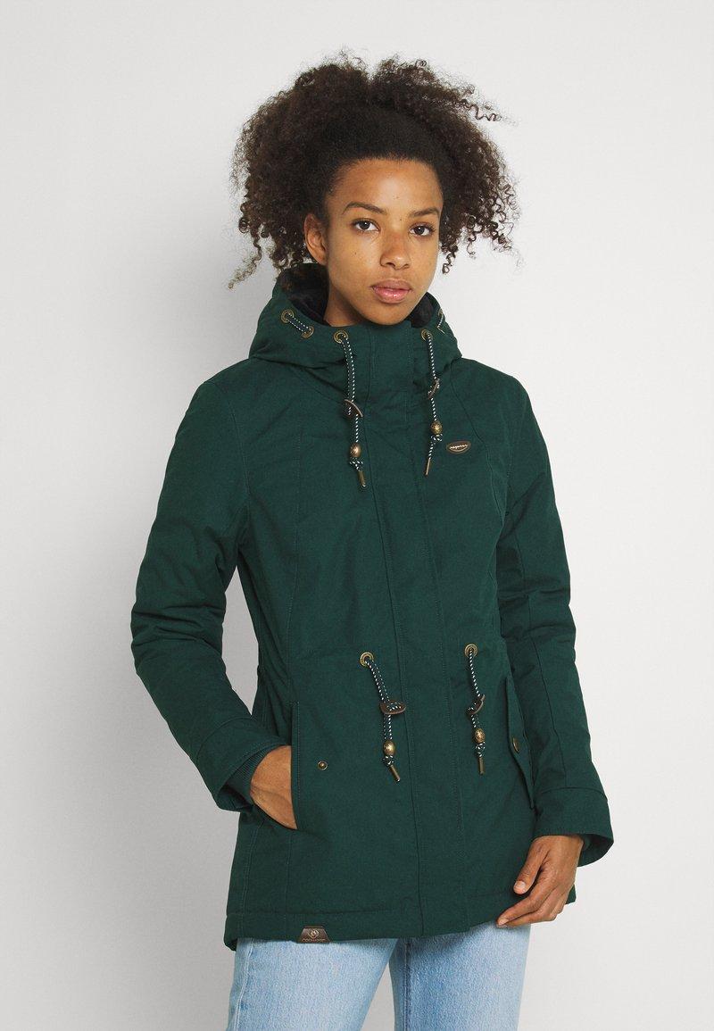 Ragwear - MONADIS - Winter coat - dark green