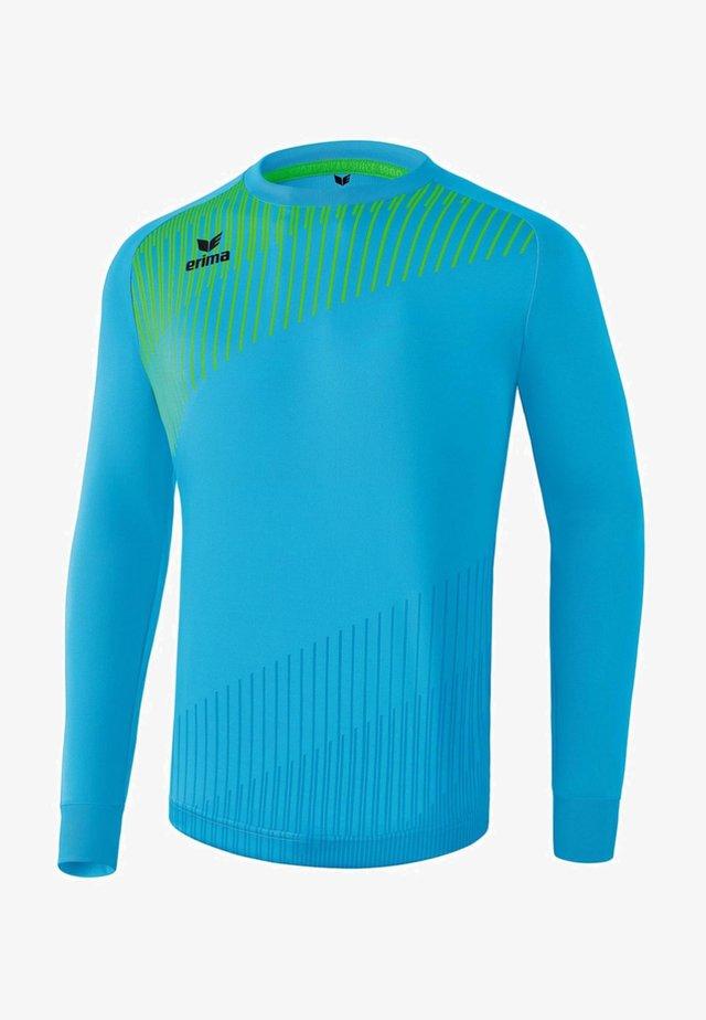 Long sleeved top - curacao / grün gecko