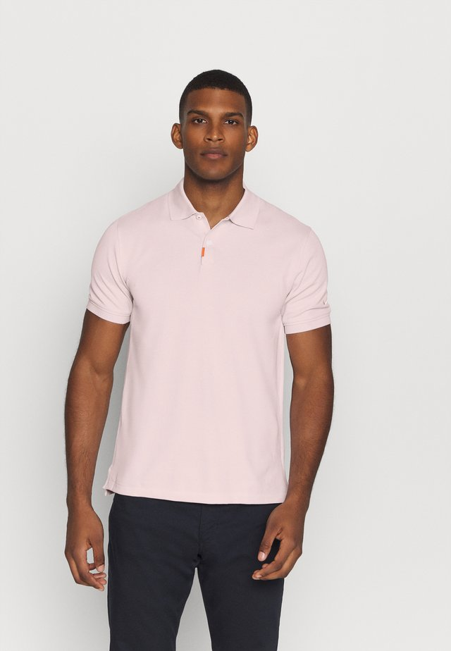 Sports shirt - barely rose