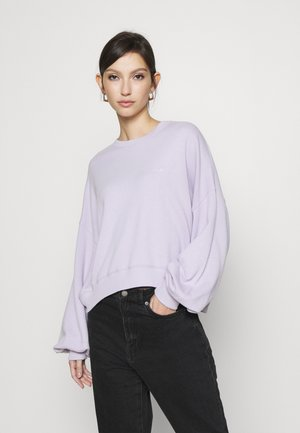 ICON CREW - Sweatshirt - light purple