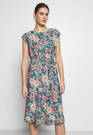 BETTY LOOSE FIT - Day dress - harbor blue