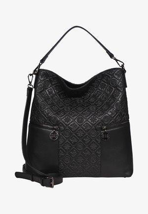 Velká kabelka - schwarz
