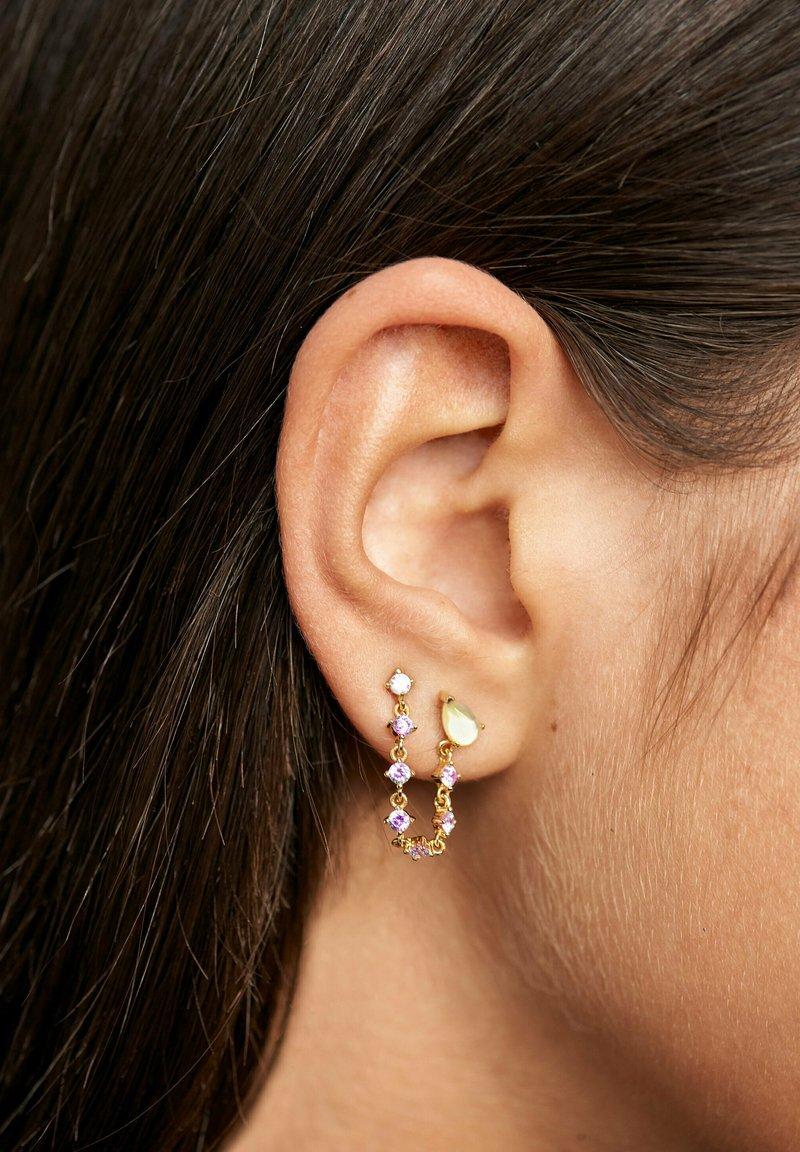 PDPAOLA - JOANNE - Boucles d'oreilles - gold