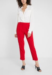 The Kooples - Trousers - red - 0