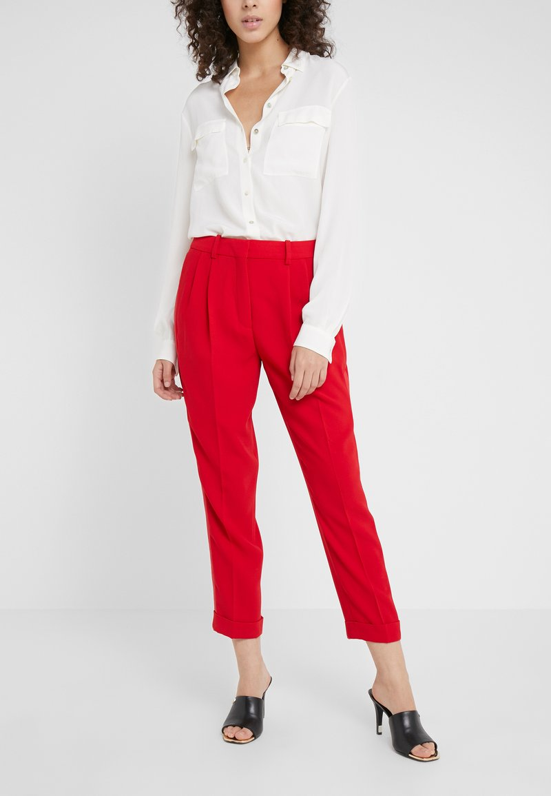 The Kooples - Trousers - red