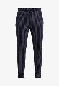 CLOSURE London - PIN STRIPE - Pantalon de survêtement - navy - 3