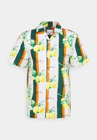 Karl Kani - CHEST SIGNATURE RESORT - Shirt - white - 4