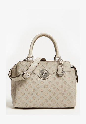 DAYANE 4G LOGO PEONY - Handbag - grau