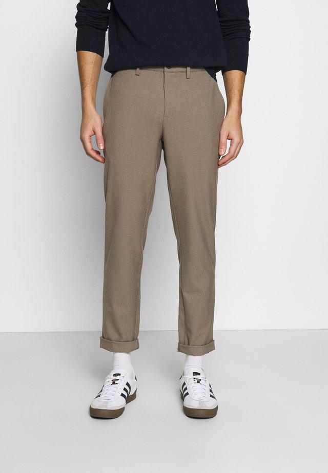 SMART FLEX  - Chino kalhoty - khaki