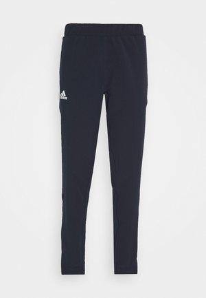 TENNIS PANT - Jogginghose - blue/white