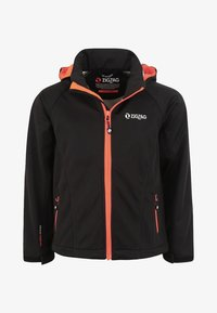 ZIGZAG - GRAND LAKE W-PRO  - Light jacket - black - 0