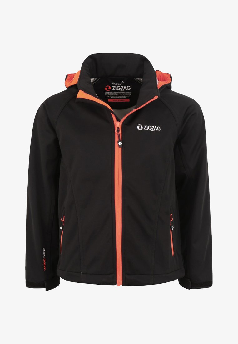 ZIGZAG - GRAND LAKE W-PRO  - Light jacket - black