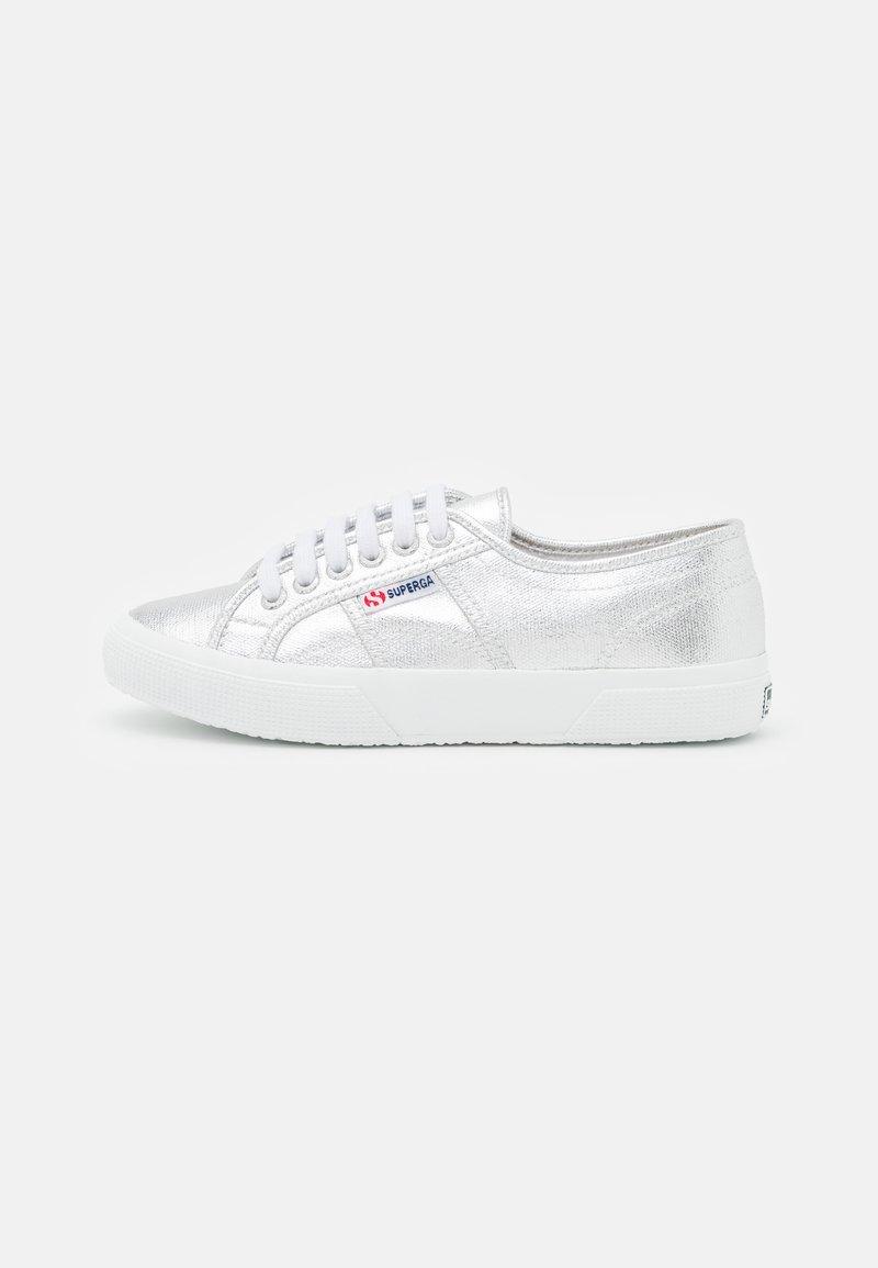 Superga - 2750 - Sneakersy niskie - grey silver