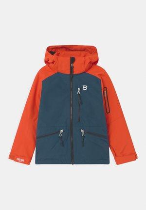 HARPY UNISEX - Ski jacket - red clay