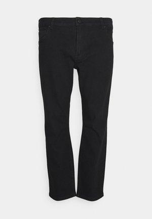 ONSWARP LIFE SKINNY - Trousers - black denim