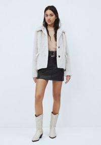 Pepe Jeans - ELISABETA - Winter jacket - light grey - 1