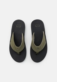 Reef - T-bar sandals - dried herb - 3