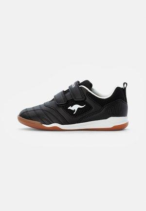 CAYARD - Sneakers basse - jet black/white