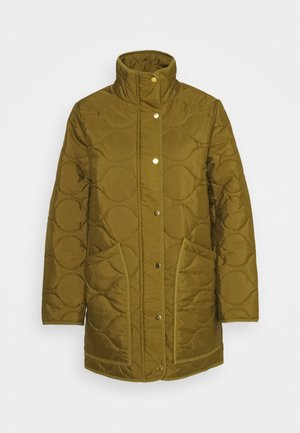 EISERNE PUFFER - Winter jacket - warm olive