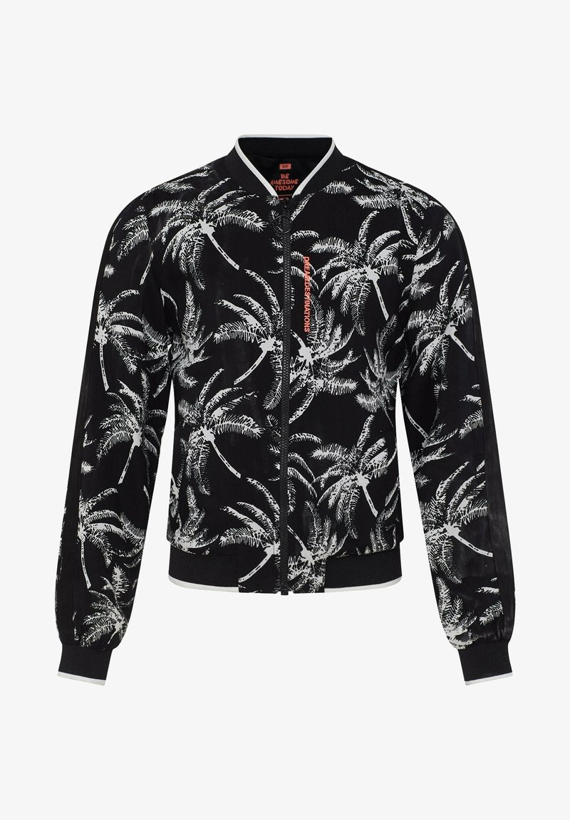 WE Fashion - Chaquetas bomber - all-over print