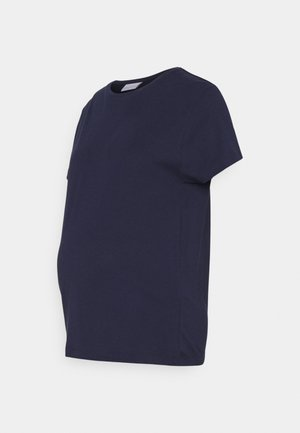 MLSOPHIA  - Jednoduché triko - peacoat